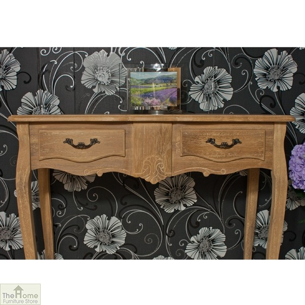 Casamoré Lyon 2 Drawer Console Table_4
