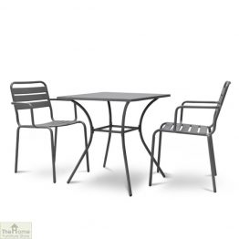 Small Square 2 Seater Bistro Set