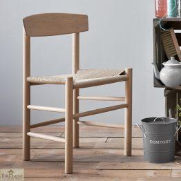 Raw Oak Dining Chair_1