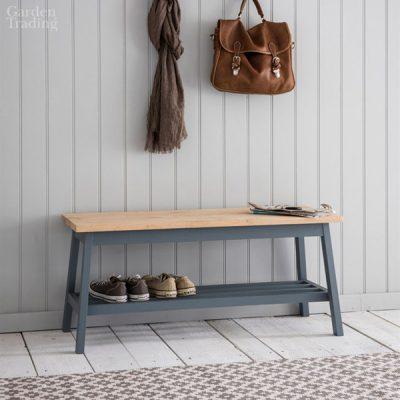 Hallway Bench Charcoal_1