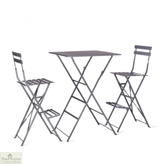 Bar 2 Seater Bistro Set