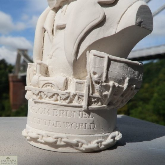 Brunel Bust Ornament_4