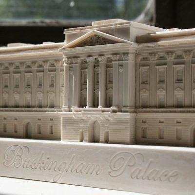Buckingham Palace Ornament_3