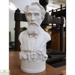 Charles Dickens Bust Ornament_1