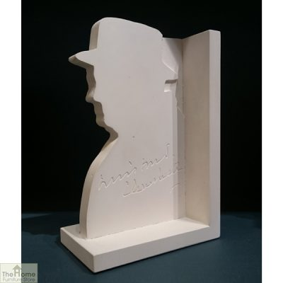 Winston Churchill Single Bookend_1