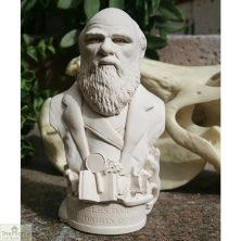 Charles Darwin Bust Ornament