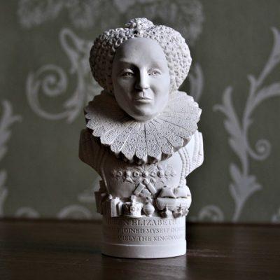 Elizabeth I Bust Ornament_1