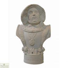 Henry VIII Bust Ornament