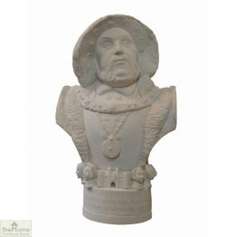Henry VIII Bust Ornament