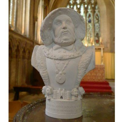 Henry VIII Bust Ornament_1