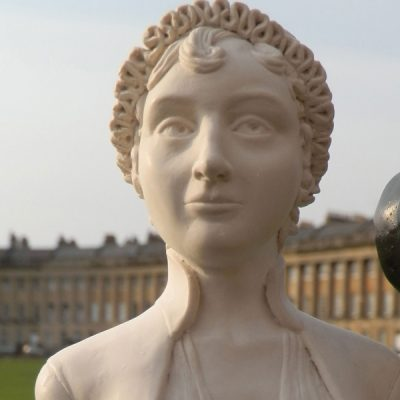 Jane Austen Bust Ornament_2