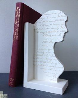 Jane Austen Single Bookend