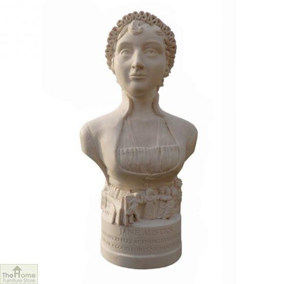 Jane Austen Bust Ornament