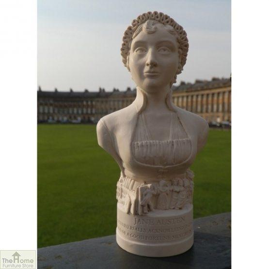 Jane Austen Bust Ornament_1