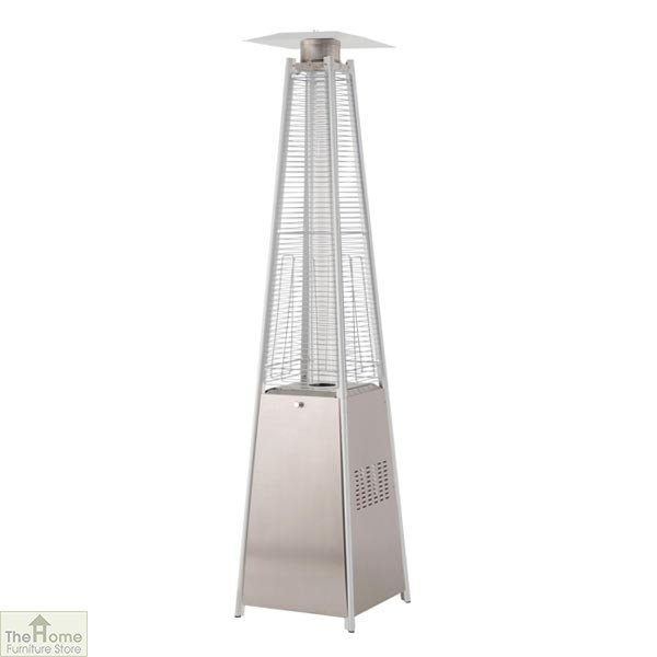 Tahiti 13kw Silver Patio Heater
