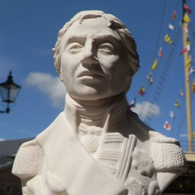 Lord Nelson Bust Ornament_2