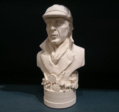 Sherlock Holmes Bust Ornament_1