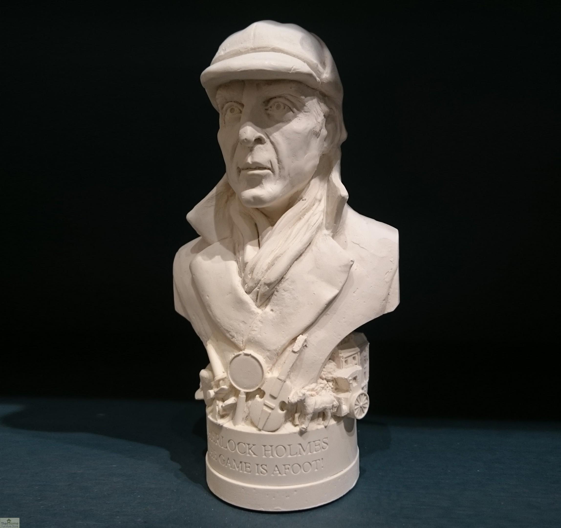 Sherlock Holmes Bust Ornament