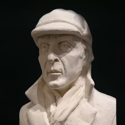 Sherlock Holmes Bust Ornament_2