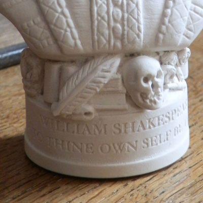 William Shakespeare Bust Ornament_3