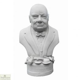 Winston Churchill Bust Ornament