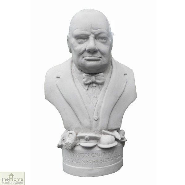 Winston Churchill Bust Ornament