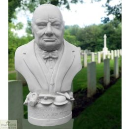 Winston Churchill Bust Ornament_1