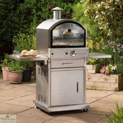 Milano Gas Pizza Oven_1