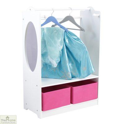 White Dress Up Storage Unit_1