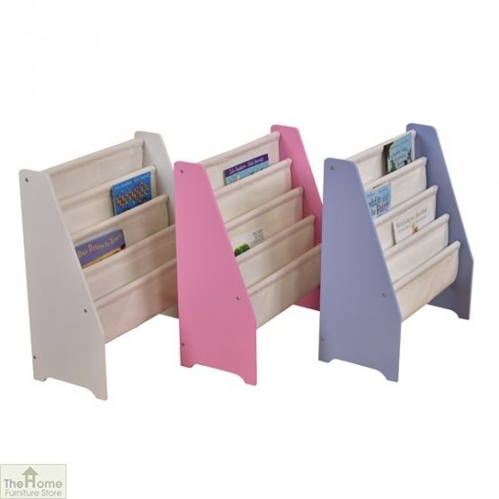 Canvas Pocket Book Display