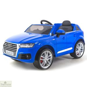 Audi Blue Ride on Car