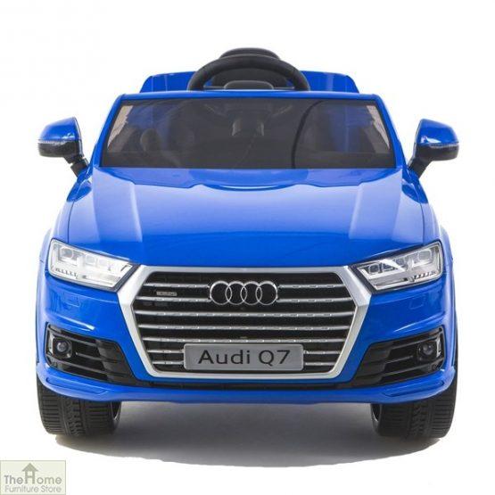 Audi Blue Ride on Car_2