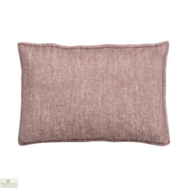 Pale Violet Cushion Cover