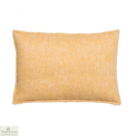 Pale Yellow Cushion Cover