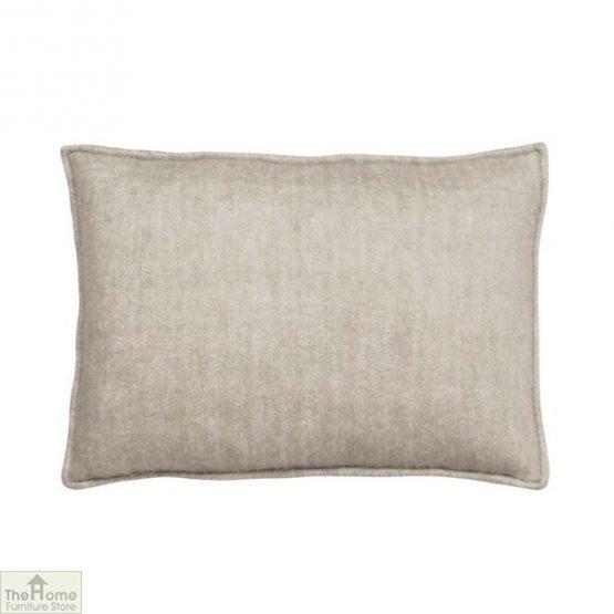 Misty Blue Cushion Cover