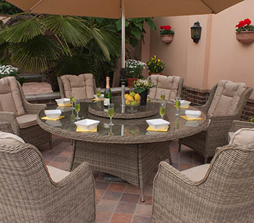Corfu Garden Furniture