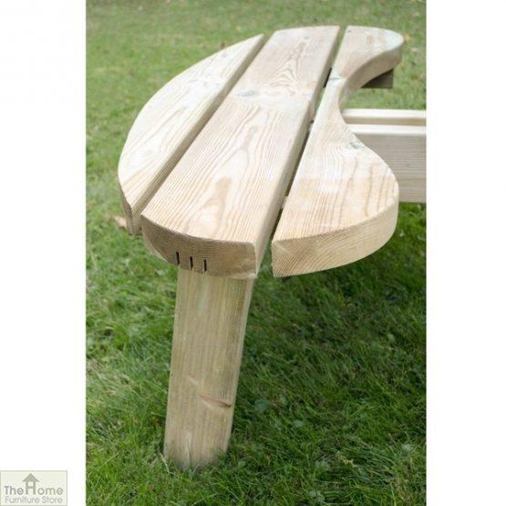 8 Seater Circular Picnic Table_7