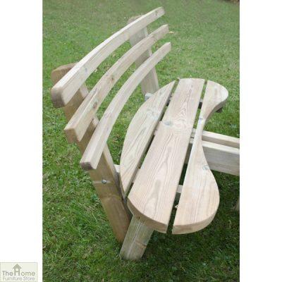 8 Seater Circular Picnic Table_4