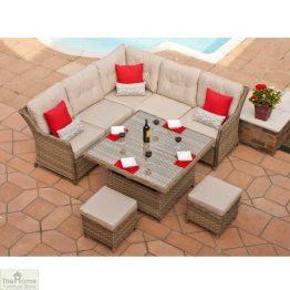 Casamoré Corfu Petite Corner Dining Set_1
