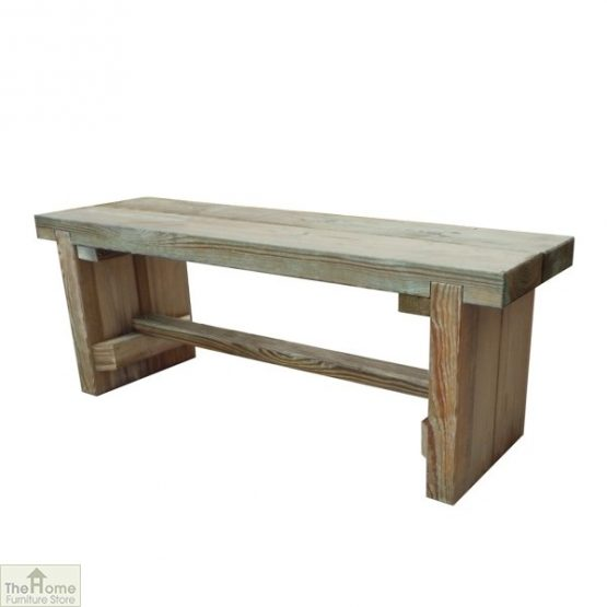 1.2m Double Sleeper Bench