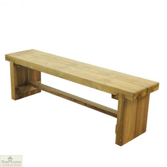 1.5m Double Sleeper Bench