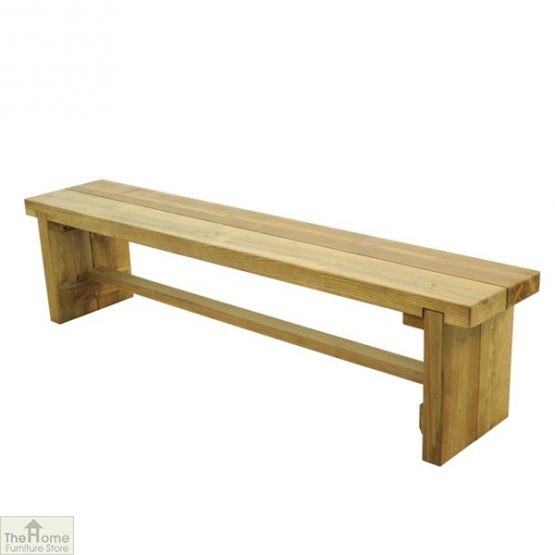 1.8m Double Sleeper Bench