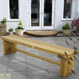 1.8m Double Sleeper Bench_1