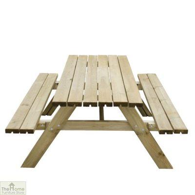 Large Rectangular Picnic Table_1