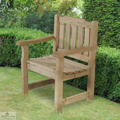 Wooden Garden Chair_1