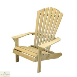 Wooden Garden Chair
