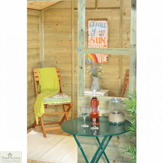 Compact Wooden Summerhouse_2