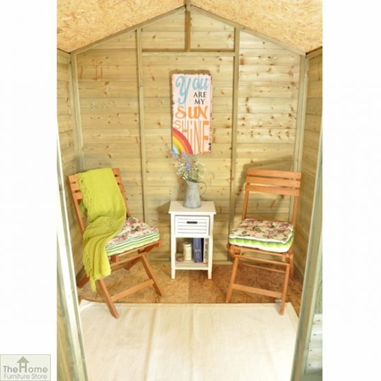 Compact Wooden Summerhouse_3