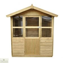 Compact Wooden Summerhouse