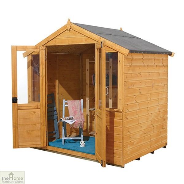 7 x 5 Wooden Summerhouse